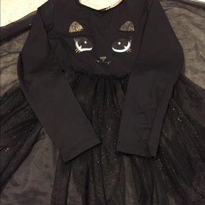 Cute cat dress